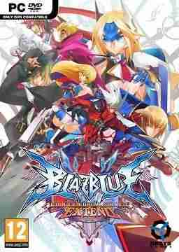 Descargar BlazBlue Continuum Shift Extend [MULTI4][FLT] por Torrent